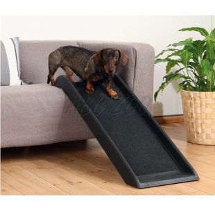 Műanyag feljáró kutyák számára XXS - L, 38 x 100 cm