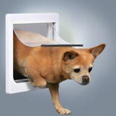 2 Way kutya- és macskaajtó, XS - S, 25 x 29 cm