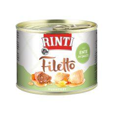 Rinti Filetto - csirke és kacsa szószban, 210g