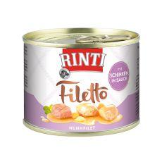 Rinti Filetto - csirke sonkával szószban, 210g