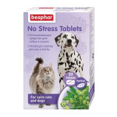 BEAPHAR No Stress Tablets - 20 tabletta