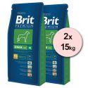 Brit Premium Senior XL - 2 x 15kg