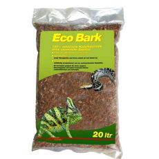 Terráriumi szubsztrátum boróka kéregből  Eco Bark - 20 l