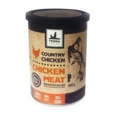 Terra Natura Country Chicken Meat konzerv 400g