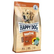 Happy Dog NaturCroq RIND & REIS 4 kg