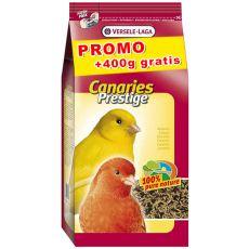 Canaries Prestige 4kg + 400g GRATIS