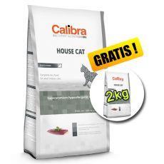 CALIBRA Cat EN Housecat Chicken & Duck 7kg + 2kg INGYEN