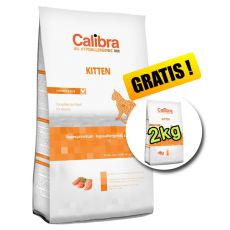 CALIBRA Cat HA Kitten Chicken 7kg + 2kg INGYEN