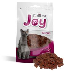 Jutalofalatok - Calibra Cat Joy Duck Cubes 70g