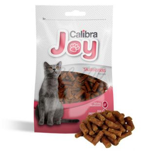 Jutalomfalatok - Calibra Cat Joy Salmon Sticks 70g