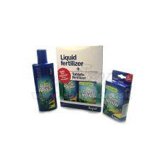Bio növénytáp Szett - 12 tabletta + folyékony növénytáp 250 ml