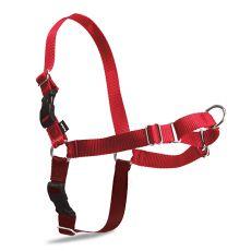 EasyWalk Harness húzásgátló hám - L, piros