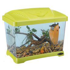 Műanyag akvárium CAPRI JUNIOR GREEN 21L