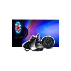 27 x LED akva fény - MULTI LIGHT (RGB szín)
