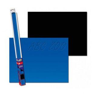 Akváriumi háttér BLACK/BLUE L - 100 x 50cm
