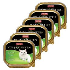 Animonda Vom Feinsten Castrated Cats - pulykahús, 6 x 100g