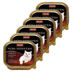 Animonda Vom Feinsten Adult Cats - multi hús koktél 6 x 100g.
