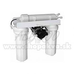 Fordított ozmózis Booster pumpával (336 l / nap)