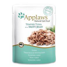APPLAWS Cat Pouch alutasak, tonhal aszpikban 70g