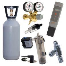 CO2 AAA szett 2 kg + pH mérő GRÁTISZ