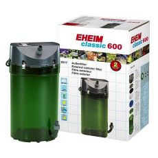 Eheim Classic 600 (2217010) - 1000 l/ó - szűrőanyagok nélkül
