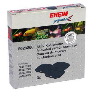 EHEIM 2628260 professionel II - szűrőanyag aktív szénnel