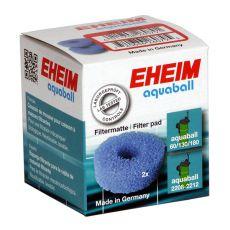 Kék szűrőbetét EHEIM aquaball 2616085 számára