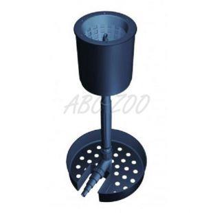 Aquanova NSK50 - vízfelszíni skimmer kerti tavakba, szivattyú nélkül