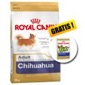 ROYAL CANIN ADULT CSIVAVA 3 kg + 6 x 85g tasak GRATIS