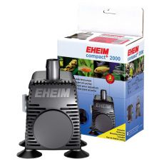 EHEIM Compact + 2000 merülő vízpumpa 1000 - 2000 L / óra