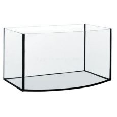 Ovális alakú akvárium 50 x 30 x 30 cm / 45 L