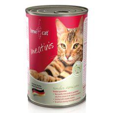 BEWI CAT Meatinis WILD, 400g konzerv