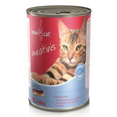 BEWI CAT Meatinis SALMON, 400g konzerv