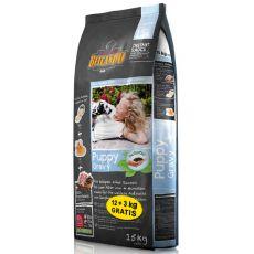 BELCANDO Puppy Gravy 12 + 3kg GRÁTISZ