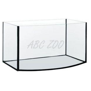 Akvárium, ovális formájú 60 x 30 x 30 cm / 54 L