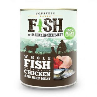 Farm Fresh - Fish with Chicken and Beef Meat 800g