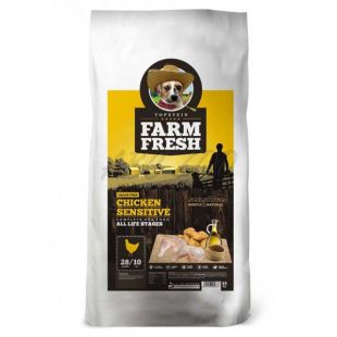 Farm Fresh Chicken Sensitive GF 15kg