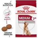 ROYAL CANIN MEDIUM ADULT +7 - 15 kg