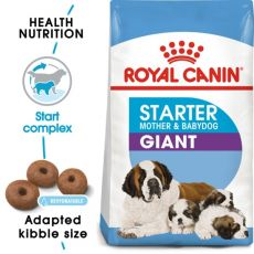 ROYAL CANIN GIANT STARTER M&B 15kg