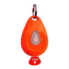 Zero Bugs, ultrahangos kullancs- és bolhariasztó - narancssárga