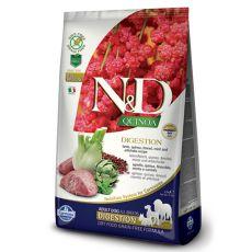 Farmina N&D dog GF QUINOA Digestion Lamb 7 kg