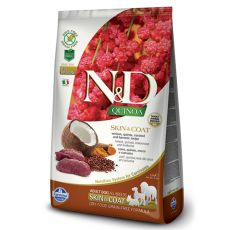 Farmina N&D dog GF QUINOA Skin & Coat Venison 7 kg