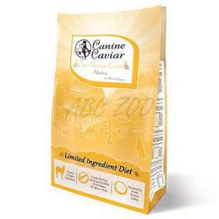 Canine Caviar Grain Free Open Meadow, bárányhús 5 kg