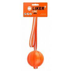 LIKER Line húzogatós kutyajáték zsinórral 7cm
