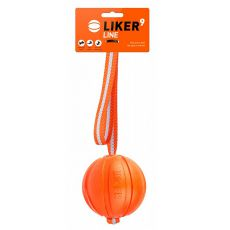 LIKER Line húzogatós kutyajáték zsinórral 9cm