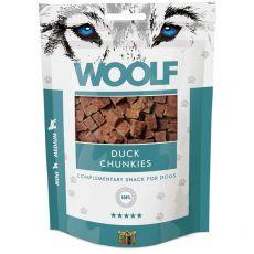 WOOLF Duck Chunkies 100g