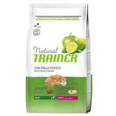 Trainer Natural Puppy Maxi, csirke12kg