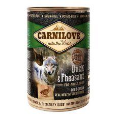BRIT Carnilove Wild Meat Duck & Pheasant 400g