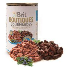 Brit Boutiques Gourmandes Duck Bits & Pate 400g