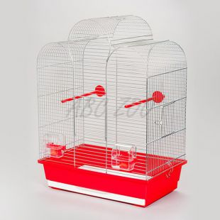 IZA I  Króm - kalitka papagájoknak - 45 x 28 x 61,5cm
